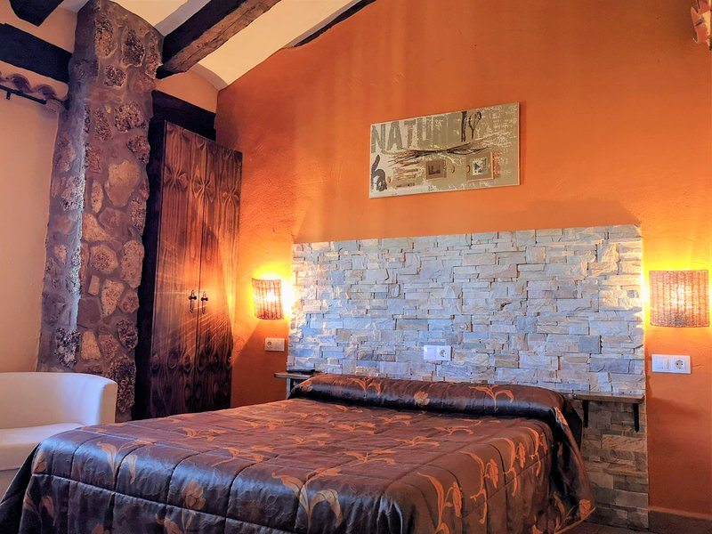 Casas rurales Cella, La Masadica, holiday rental in Noguera de Albarracin