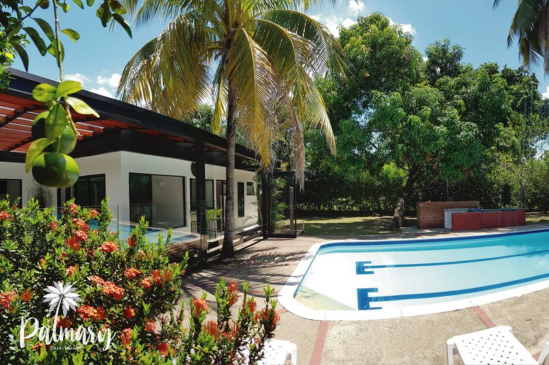 Palmary Villa Melgar, holiday rental in Tolima Department