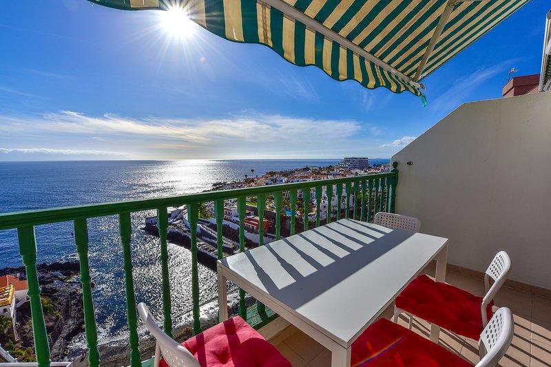 Santiago Beach suite, aluguéis de temporada em Puerto de Santiago