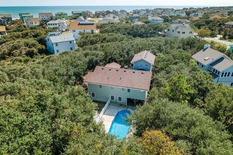 Sandy Shoals | 820 ft from the beach | Private Pool | Duck, alquiler de vacaciones en Duck