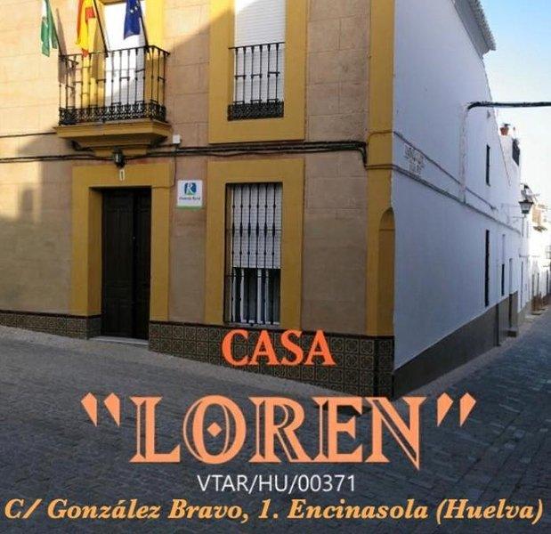 Vivienda Turística Sierra de Huelva (ENCINASOLA), holiday rental in Barrancos
