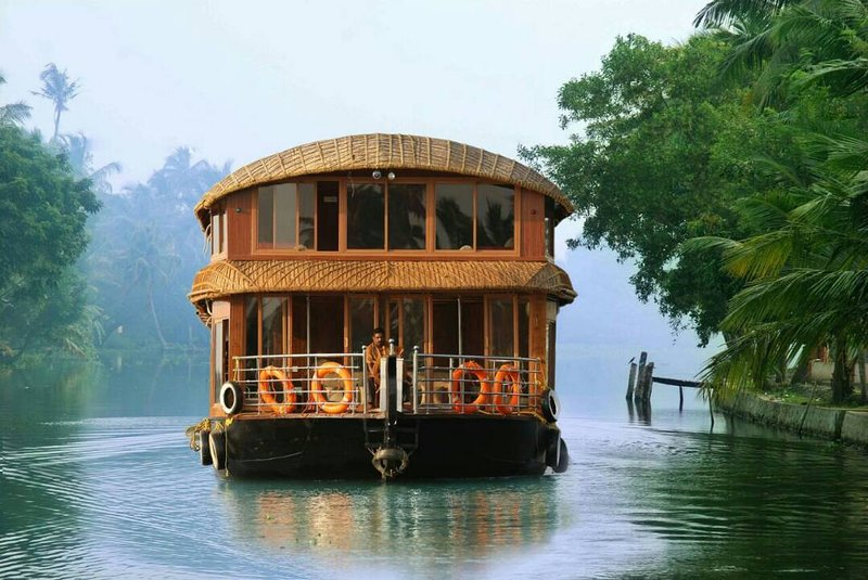 BoatsAndHuts, holiday rental in Alappuzha
