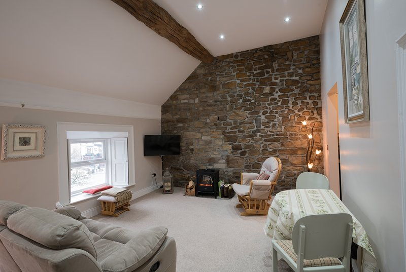 The Suite on The Diamond, vacation rental in Donegal Town