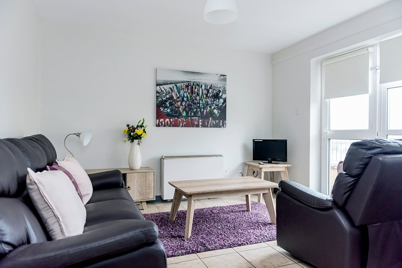 Marine Court, 1st Floor Apartment, vacation rental in Ballyshannon
