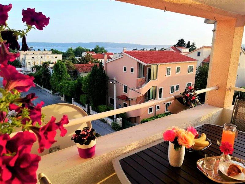 Apartment Valerie, location de vacances à Kastel Luksic