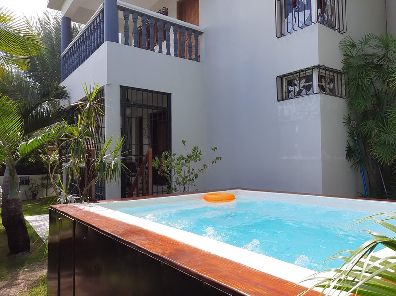 VACACIONAL CERROALY EN CERROS DE GURABO SANTIAGO REPÚBLICA DOMINICANA, location de vacances à Santiago de los Caballeros