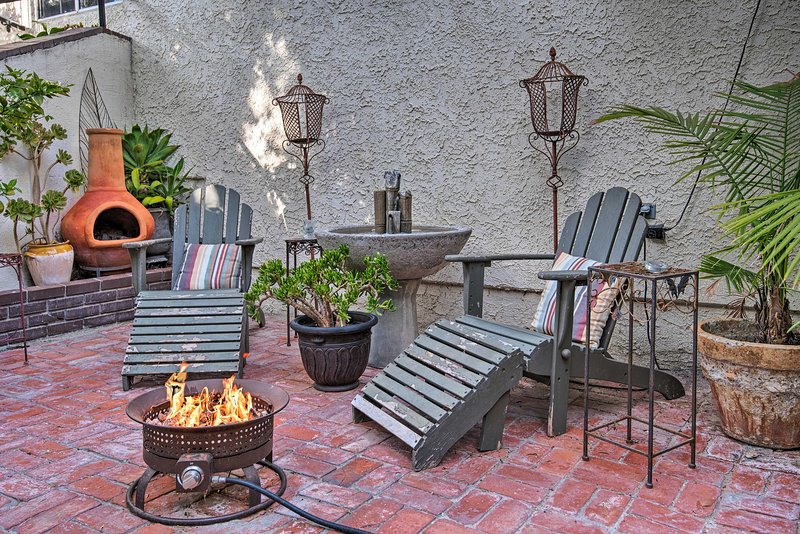 Chic Peaceful Retreat 16 Mi to Beaches & Wineries!, holiday rental in Camarillo