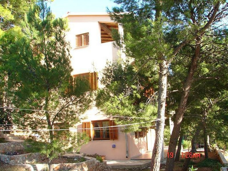 Jag A1-Zapadni(2+2) - Sveta Nedjelja, vacation rental in Hvar Island
