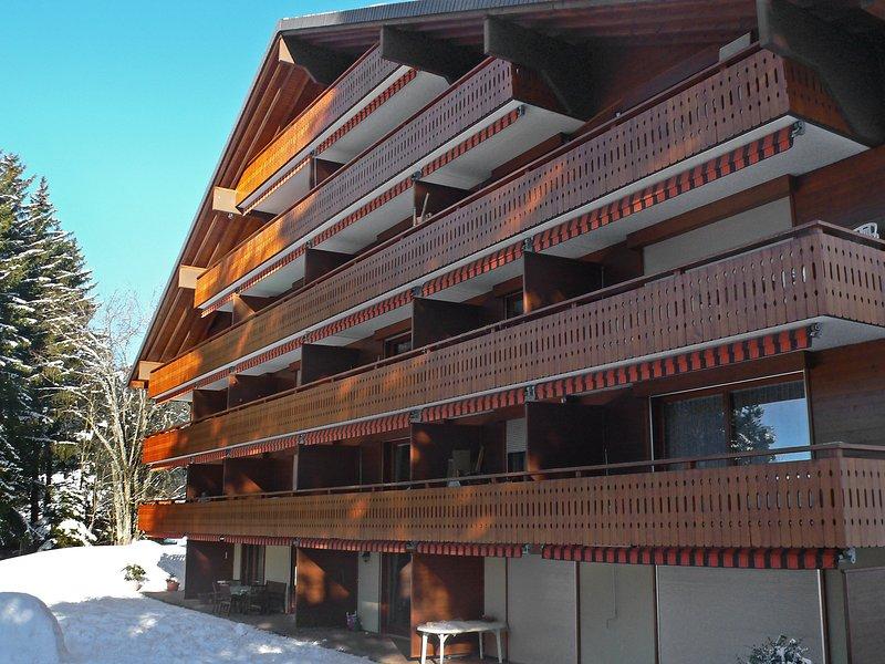 Azurite 12, location de vacances à Alpe des Chaux