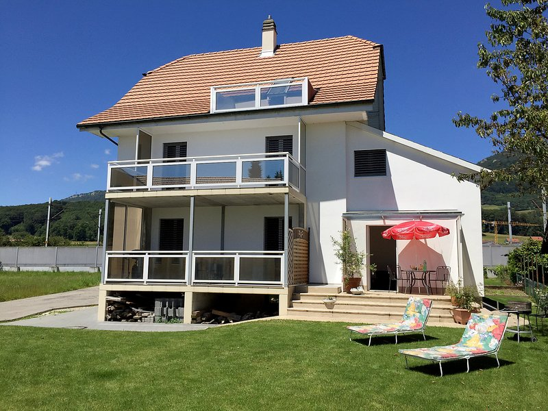 Marc's Ferienstudio, vacation rental in Moutier