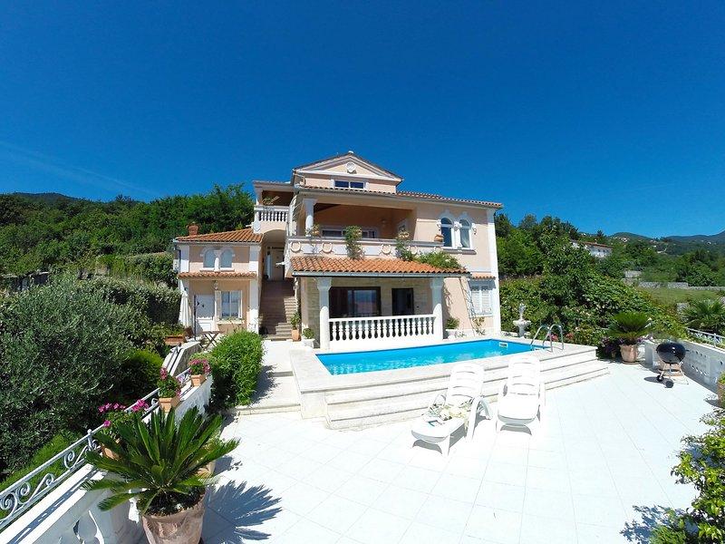Villa Barbara, vacation rental in Lovran