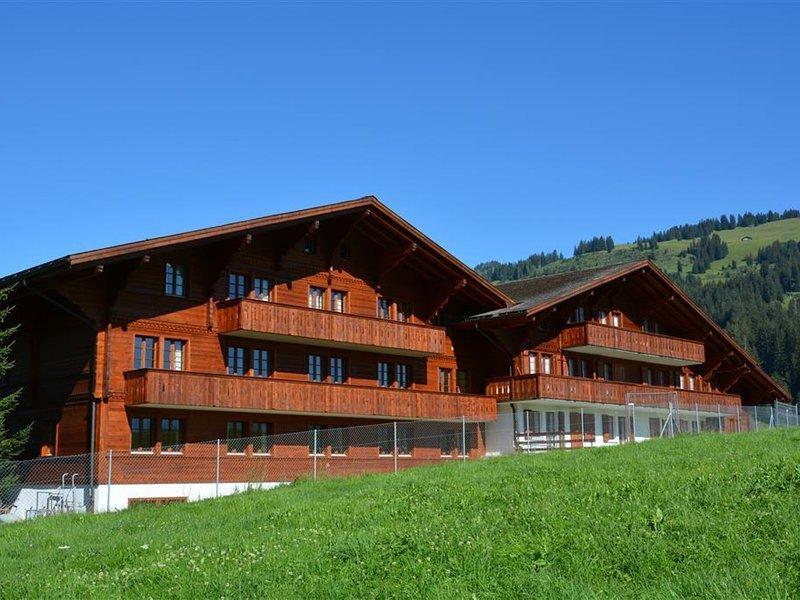 Anne (Hochparterre), vacation rental in Saanenmoser