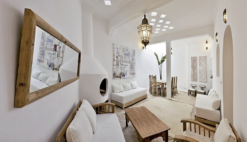 Riad DAR BÔ - stylish house in Essaouira/Morocco, location de vacances à Essaouira