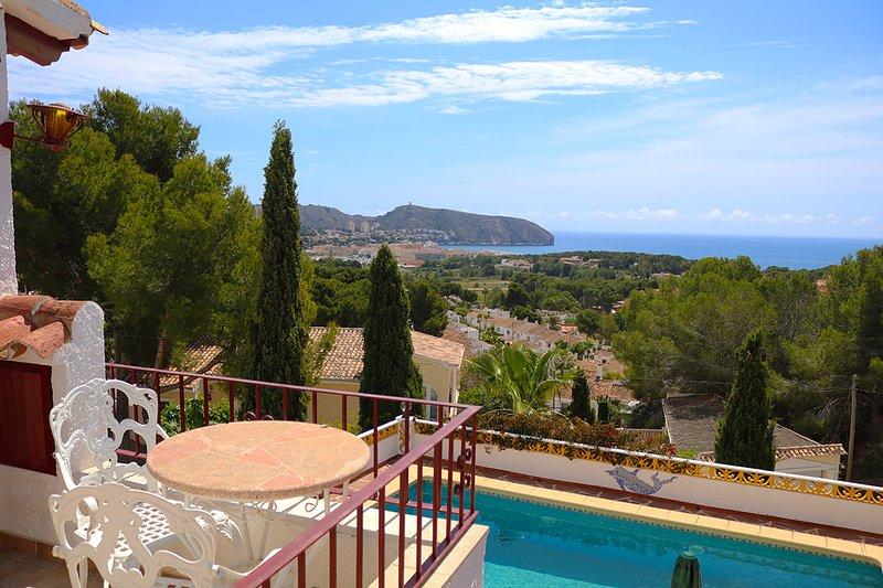Villa Cipres - CostaBlancaDreams, aluguéis de temporada em Teulada