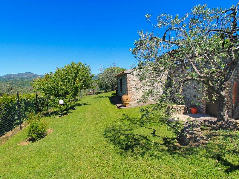 Montecalvo, vacation rental in Sticciano Scalo