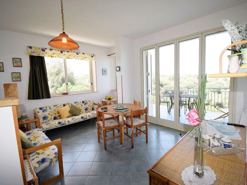 Residence Cicladi, Ferienwohnung in Solanto