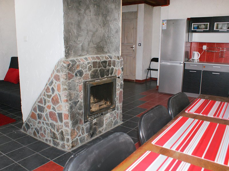 Radziucie, holiday rental in Dusznica