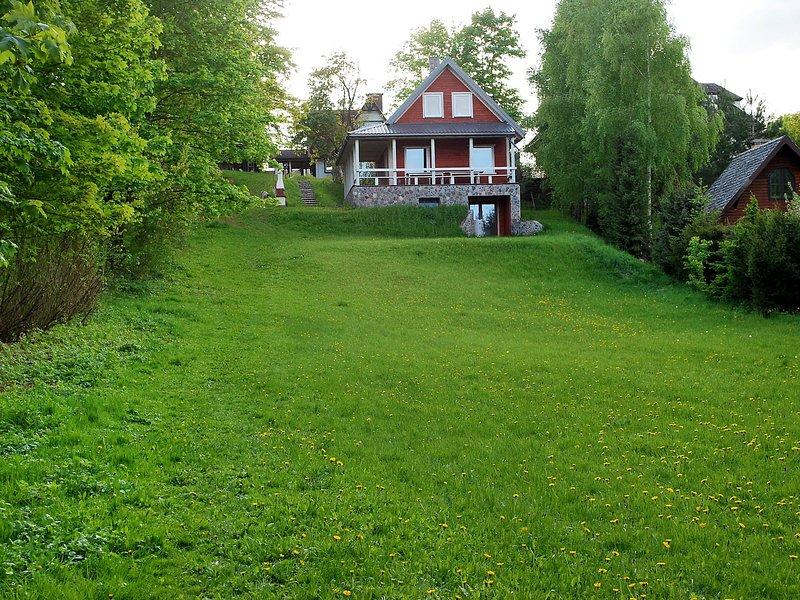 Radziucie, alquiler de vacaciones en Este de Polonia