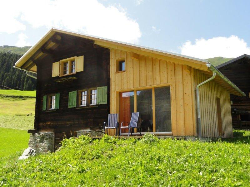 Ferienwohnung Ausserbäch Tester, location de vacances à Vals