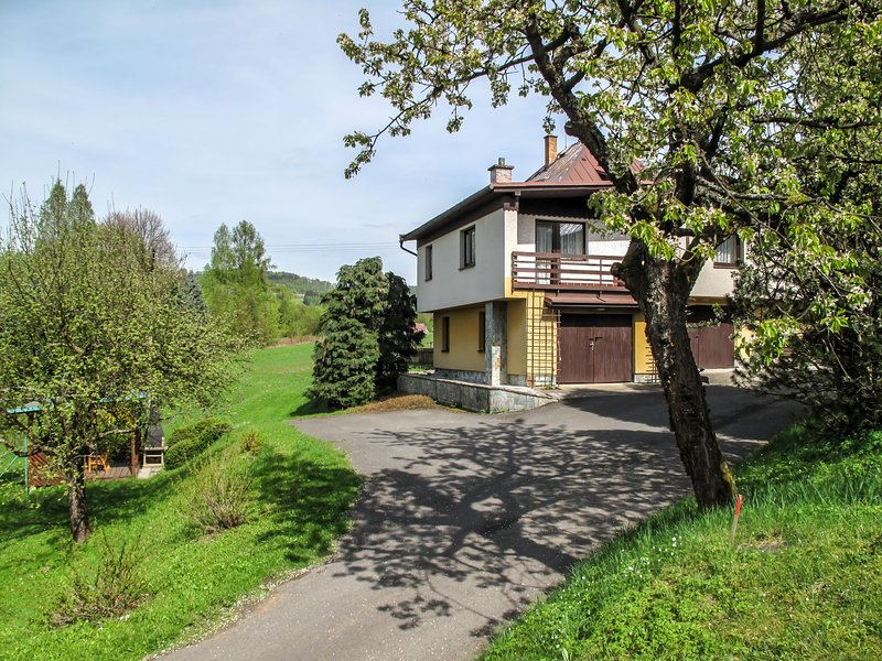 Jesenný, holiday rental in Lisny