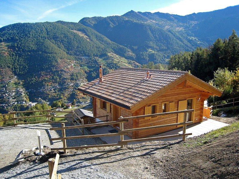 Chalet Petite-Arvine, holiday rental in Riddes