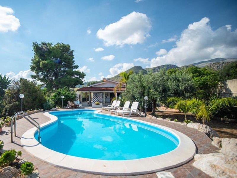 La Vela + Dependance, holiday rental in Villaggio Sporting
