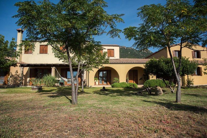 TerreMesu - Assola, alquiler de vacaciones en Villasimius