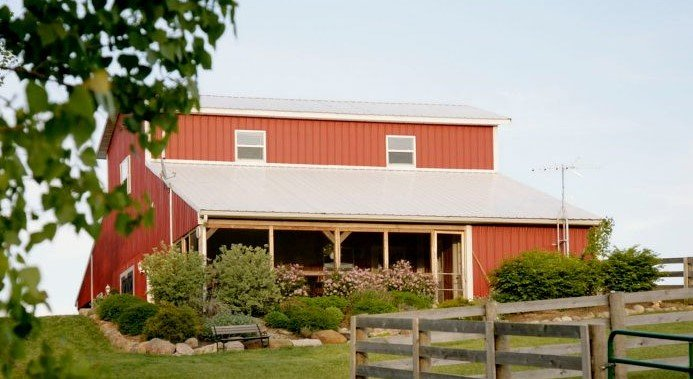Heartland Country Resort (Loft & Lodge), holiday rental in Mount Vernon