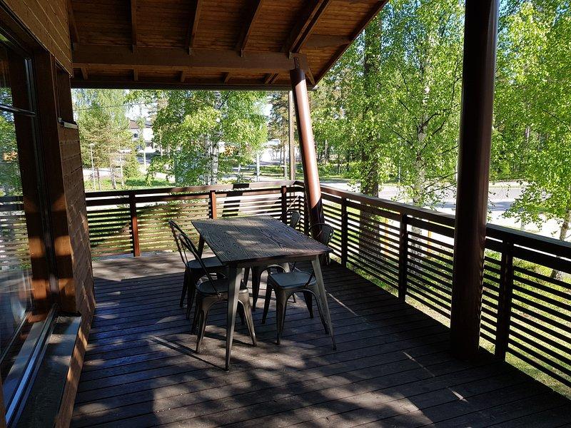 Imatra Star Saimaa Villas – semesterbostad i Imatra