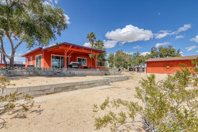 Harmonic House, vacation rental in Joshua Tree National Park