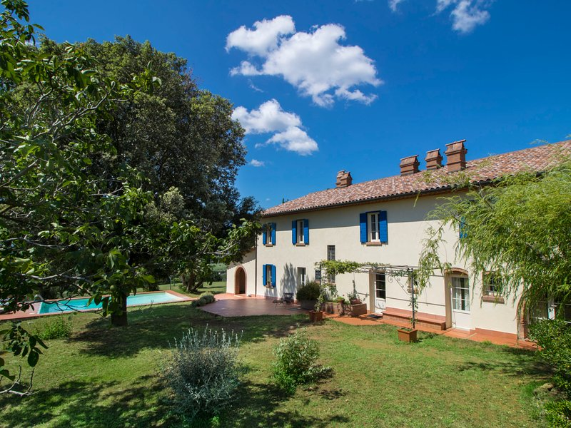 Podere le Valli, holiday rental in Riparbella