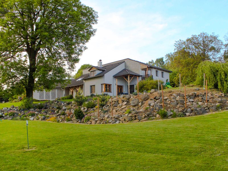Vyhlídka Dubiny, holiday rental in Velke Popovice