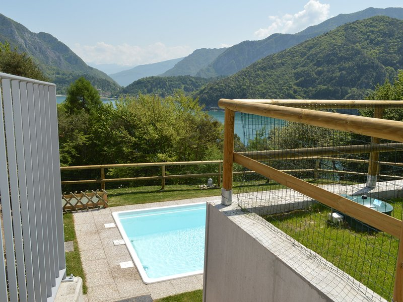 Europa, vacation rental in Tiarno di Sopra