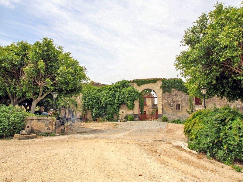 Sigona Grande, holiday rental in Militello in Val di Catania