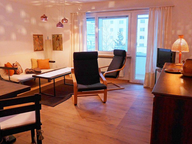 Chesa Ova Cotschna 205, vacation rental in Engadin St. Moritz