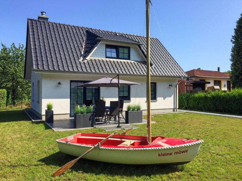 Kleine Möwe, holiday rental in Lancken-Granitz