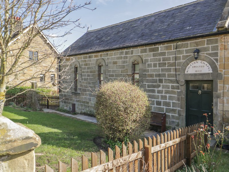 The Chapel, Saltburn-By-The-Sea, holiday rental in Redcar