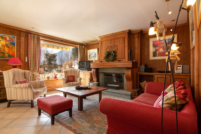 Chalet Hinansho, holiday rental in Les Praz-de-Chamonix