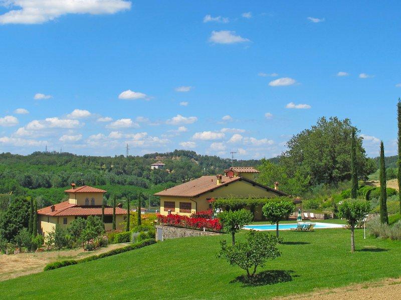 Filicaia, holiday rental in Castelnuovo dei Sabbioni