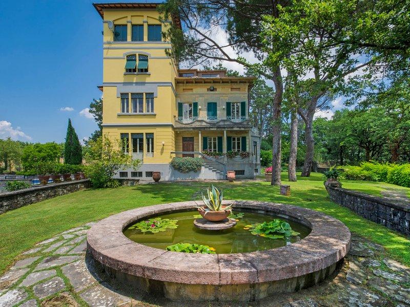 Poggio Patrignone, holiday rental in Tregozzano