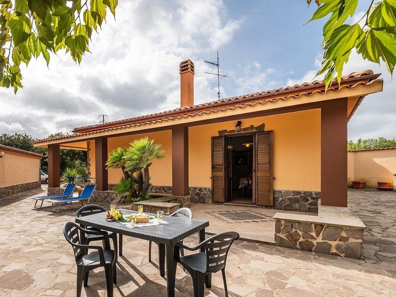 VILLETTA TENNIS 1, Ferienwohnung in La Pedraia