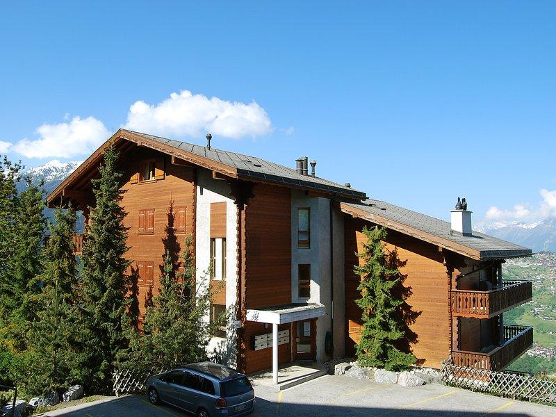 Apt.212X, vacation rental in Veysonnaz