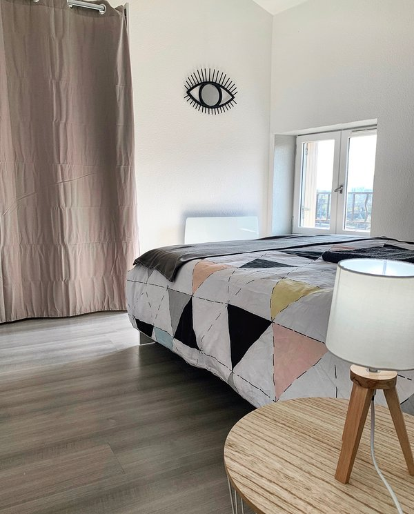 Appartement cosy avec 2 grandes chambres, holiday rental in Chateauneuf-de-Galaure