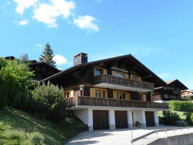 Fuchsia, vacation rental in Schonried