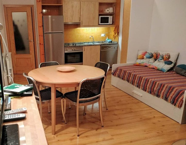 Acogedor apartamento con Wifi, holiday rental in Ransol