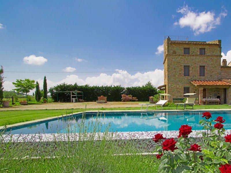 Il Loto, vacation rental in Montecchio della Pozzanghera