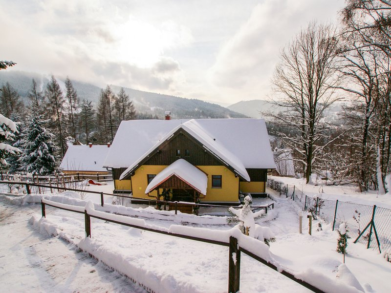 Albrechtice, holiday rental in Lisny