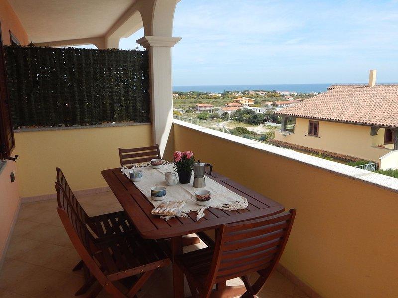 CASA MORETTA, vacation rental in La Caletta