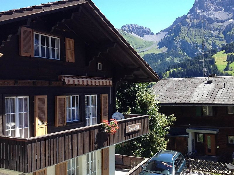 Sunnegruess, vacation rental in Achsete