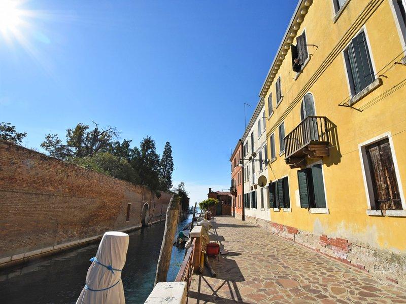 Cà della Giudecca, holiday rental in Giudecca